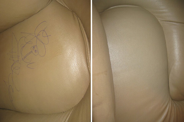 Harris Services - Services - Upholstery & Leather Cleaning