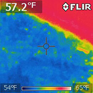 Harris Services - Services - Infrared Moisture Detection