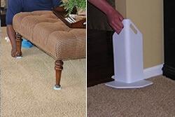 Harris Services - Services - Vacuum Cleaner