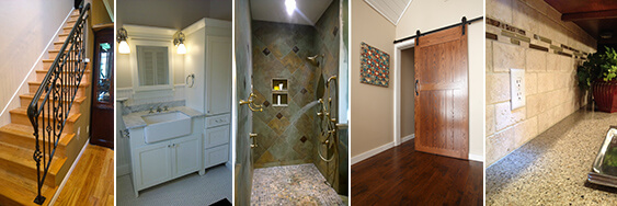 Harris Services - Services - Home Restoration